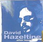 DAVID HAZELTINE After Hours vol.2 album cover
