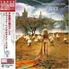 DAVID HAZELTINE Alice In Wonderland album cover