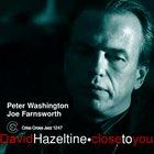 DAVID HAZELTINE Close to You album cover