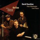 DAVID HAZELTINE The Classic Trio album cover