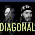 DAVID HELBOCK David Helbock - Simon Frick Duo : Diagonal album cover