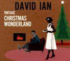 DAVID IAN Vintage Christmas Wonderland album cover