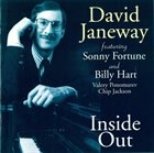 DAVID JANEWAY David Janeway Featuring Sonny Fortune And Billy Hart : Inside Out album cover