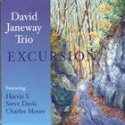 DAVID JANEWAY Excursion album cover