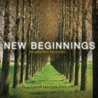 DAVID JANEWAY New Beginnings / Relaxation Training album cover