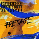 DAVID KIKOSKI Presage album cover