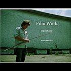 DÁVID KOLLÁR Film Works album cover