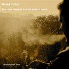DÁVID KOLLÁR Roxanne (Original Motion Picture Score) album cover