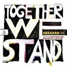 DAVID KRAKAUER Abraham Inc. : Together We Stand album cover