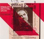 DAVID KRAKAUER Krakauer's Ancestral Groove: Checkpoint album cover