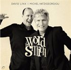 DAVID LINX David Linx & Michel Hatzigeorgiou : The Wordsmith album cover