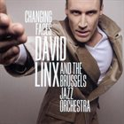 DAVID LINX David Linx And The Brussels Jazz Orchestra : Changing Faces album cover