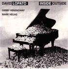 DAVID LOPATO Inside / Outside album cover