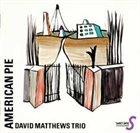 DAVID MATTHEWS American Pie album cover