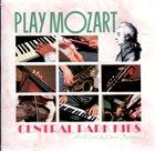 DAVID MATTHEWS Central Park Kids Play Mozart album cover