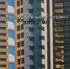 DAVID MATTHEWS David Matthews  & The Manhattan Jazz Orchestra : Back To Bach album cover