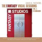DAVID MATTHEWS Fantasy Vocal Sessions Vol.1 Standards album cover