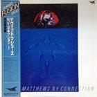 DAVID MATTHEWS N.Y. Connection = N.Y.コネクション(I) album cover