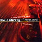 DAVID MURRAY David Murray, Gipsy Cimbalom Band, Balogh Kálmán Featuring Kovács Ferenc album cover