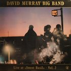 DAVID MURRAY David Murray Big Band : Live At