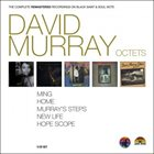DAVID MURRAY The Complete Remastered Recordings David Murray - Octets album cover