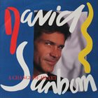 DAVID SANBORN A Change of Heart album cover