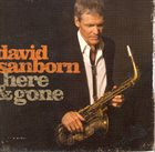 DAVID SANBORN Here and Gone album cover