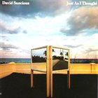 DAVID SANCIOUS Just As I Thought album cover