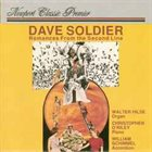 DAVID SOLDIER Romances From The Second Line album cover