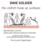 DAVID SOLDIER The Eighth Hour Of Amduat album cover