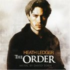 DAVID TORN The Order - Original Motion Picture Score (aka The Sin Eater) album cover