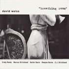 DAVID WEISS Breathing Room album cover