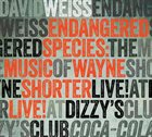 DAVID WEISS Endangered Species: The Music of Wayne Shorter album cover