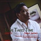 DEAN JAMES Love Takes Time album cover
