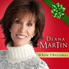 DEANA MARTIN White Christmas album cover