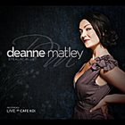 DEANNE  MATLEY Stealing Blue album cover