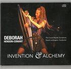 DEBORAH HENSON-CONANT Invention & Alchemy album cover