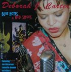 DEBORAH J. CARTER Blue Notes and Red Shoes album cover