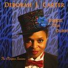 DEBORAH J. CARTER Diggin' the Duke album cover