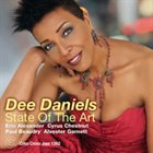 DEE DANIELS State Of The Art album cover
