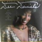 DEE DANIELS The Music Made Me Sing It album cover