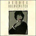 DEE DEE BRIDGEWATER All Of Me album cover