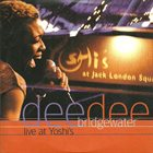 DEE DEE BRIDGEWATER Live at Yoshi's album cover