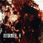 DEFÓRMICA H album cover