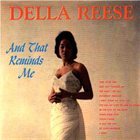 DELLA REESE And That Reminds Me album cover