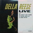 DELLA REESE Live album cover