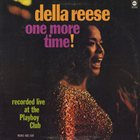 DELLA REESE One More Time! album cover