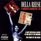 DELLA REESE Story of the Blues / A Date with Della Reese at Mr. Kelly's in Chicago album cover