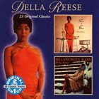 DELLA REESE The Story of the Blues / Melancholy Baby album cover