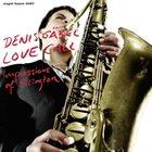 DENIS GÄBEL Love Call Impressions Of Ellington album cover
